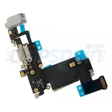 innovative design ae6d8 5229f Conector Carga Audio y Micrófono iPhone 6S Plus Gris