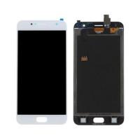 Ecrã Tátil Completo Asus Zenfone 4 Selfie ZB553KL Branco
