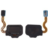 Botão Home impressão digital e Samsung S8 G950F Preto