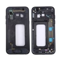 Marco Central Intermedio Samsung Galaxy A3 A320 2017 Negro