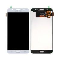 Pantalla Samsung Galaxy J7 2016 J710 Completa Blanca