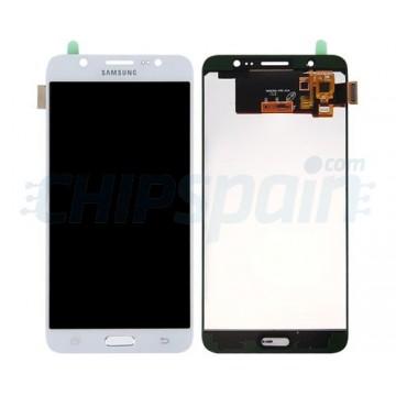 Full Screen Samsung Galaxy J7 2016 J710 TFT White