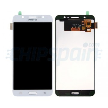 Pantalla Samsung Galaxy J7 2016 J710 TFT Completa Blanca