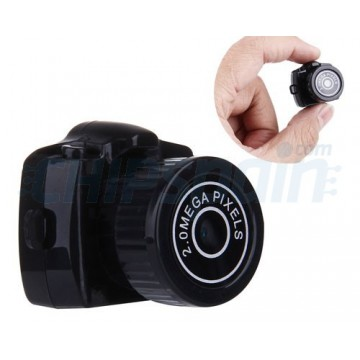 Mini Camara Espia HD Foto Video Digital