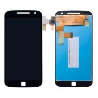Ecrã Tátil Completo Motorola Moto G4 Plus Preto