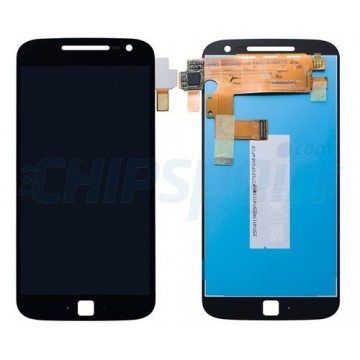 LCD Screen + Touch Screen Digitizer Motorola Moto G4 Plus Black