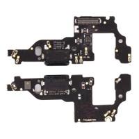 Connector Flex Carregamento e Microfone Huawei P10 Plus
