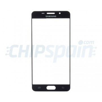 Front Screen Outer Glass Lens for Samsung Galaxy A7 A710 2016 Black