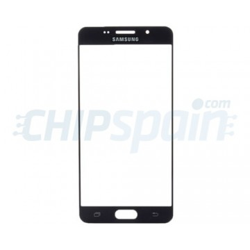 Front Screen Outer Glass Lens for Samsung Galaxy A5 A510 2016 Black