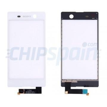 Vidro Digitalizador Táctil Sony Xperia M5 E5603 E5606 E5653 Branco