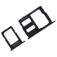 SIM & Micro SD Card Tray for Samsung Galaxy J3 J5 J7 2017 Black
