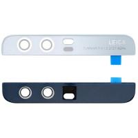 Guarnição Traseira da Lente da Câmera Huawei P10 Branco
