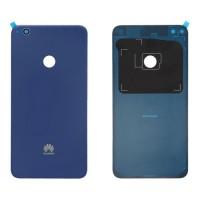Tampa Traseira Bateria Huawei P8 lite 2017 Azul