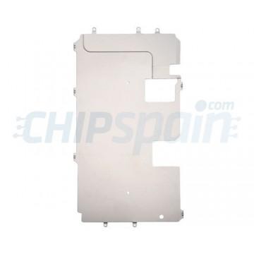 Pieza de Metal entre Placa y LCD iPhone 8 Plus