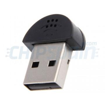 Microfone USB para PC Windows / Mac