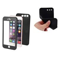 Proteção da Tampa Impermeável iPhone 7 Plus iPhone 8 Plus Preto