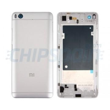 Rear Casing Xiaomi Mi 5s Silver