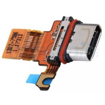 Carregar o Flex Conector Micro USB Sony Xperia XZ1 Compact G8441