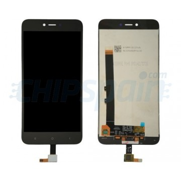 Ecrã Tátil Completo Xiaomi Redmi Note 5A Preto