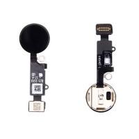 Botão Home Completo com Flex iPhone 7 iPhone 7 Plus Preto