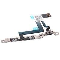 Flex com botões de Volume e Mute iPhone 6S Plus com Pedaço de Metal