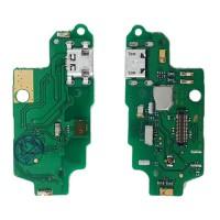 Placa con Conector de Carga Micro USB y Micrófono Huawei G8
