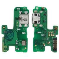 Placa con Conector de Carga Micro USB y Micrófono Huawei P8 Lite