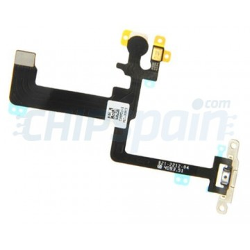 Flex con Boton de Encendido y Flash iPhone 6 Plus
