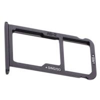 SIM Card Tray and Micro SD Card Tray Huawei P10 Black