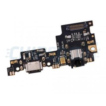 Connector Flex Carregamento e Microfone Xiaomi Mi 5X / Mi A1