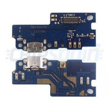 Charging Port and Microphone Ribbon Flex Cable Replacement Xiaomi Mi Max