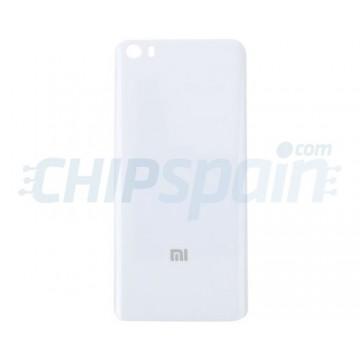 Tapa Trasera Batería Xiaomi Mi 5 Blanco