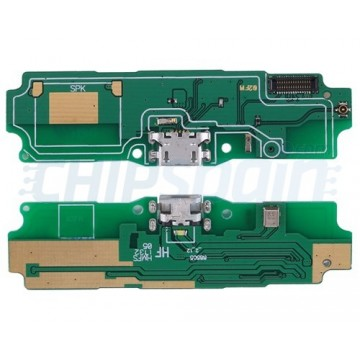 Charging Port and Microphone Ribbon Flex Cable Replacement Xiaomi Redmi 5A