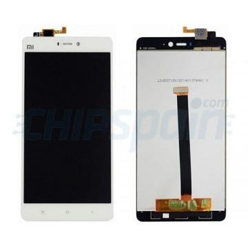Ecrã Tátil Completo Xiaomi Mi 4S Branco