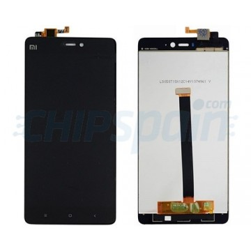 Ecrã Tátil Completo Xiaomi Mi 4S Preto