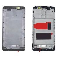 LCD Screen Moldura Frontal Huawei Mate 9 Preto