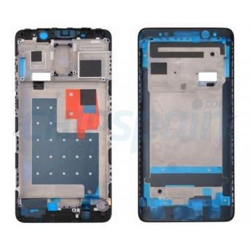 LCD Screen Moldura Frontal Huawei Mate 9 Pro Preto