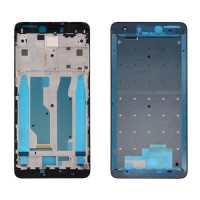 LCD Screen Moldura Frontal Xiaomi Redmi Note 4X Preto