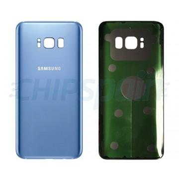 Tapa Trasera Batería Samsung Galaxy S8 Plus G955 Coral Blue