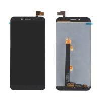 Ecrã Tátil Completo Asus ZenFone 3 Max ZC553KL 5.5'' Preto