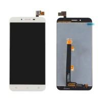 Ecrã Tátil Completo Asus ZenFone 3 Max ZC553KL 5.5'' Branco