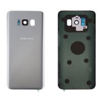 Tapa Trasera Batería Samsung Galaxy S8 Plus G955F Plata