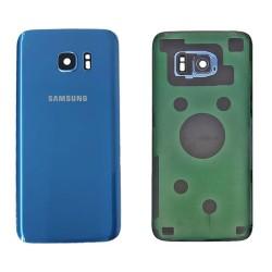 Tapa Trasera Batería Samsung Galaxy S7 Edge G935F Azul