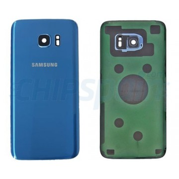 Back Cover Battery Samsung Galaxy S7 Edge G935F Blue