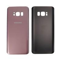 Tampa Traseira Bateria Samsung Galaxy S8 G950F Rose Gold