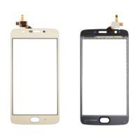 Tela de toque Motorola Moto G5 XT1671 XT1676 Ouro