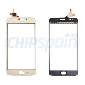 Touch Screen Motorola Moto G5 XT1671 XT1676 Gold