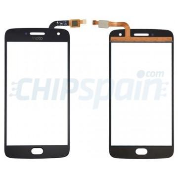 Tela de toque Motorola Moto G5 Plus XT1684 XT1685 Preto