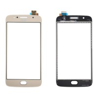 Tela de toque Motorola Moto G5S XT1793 XT1794 Ouro