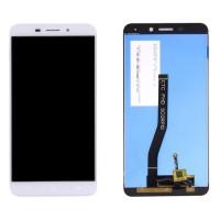 Ecrã Tátil Completo Asus ZenFone Live ZB501KL Branco